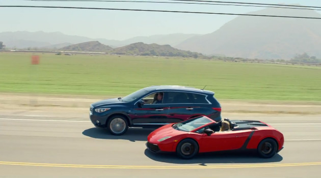 "New Infiniti Ad Recreates Famous Scene From ""National Lampoon's Vacation"""