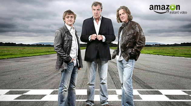 Jeremy Clarkson Signs On For New Car Show With Amazon Prime - Car show on amazon