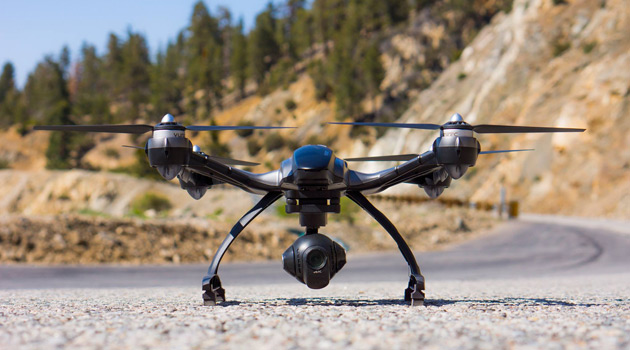 Yuneec Announces New World Class Drone