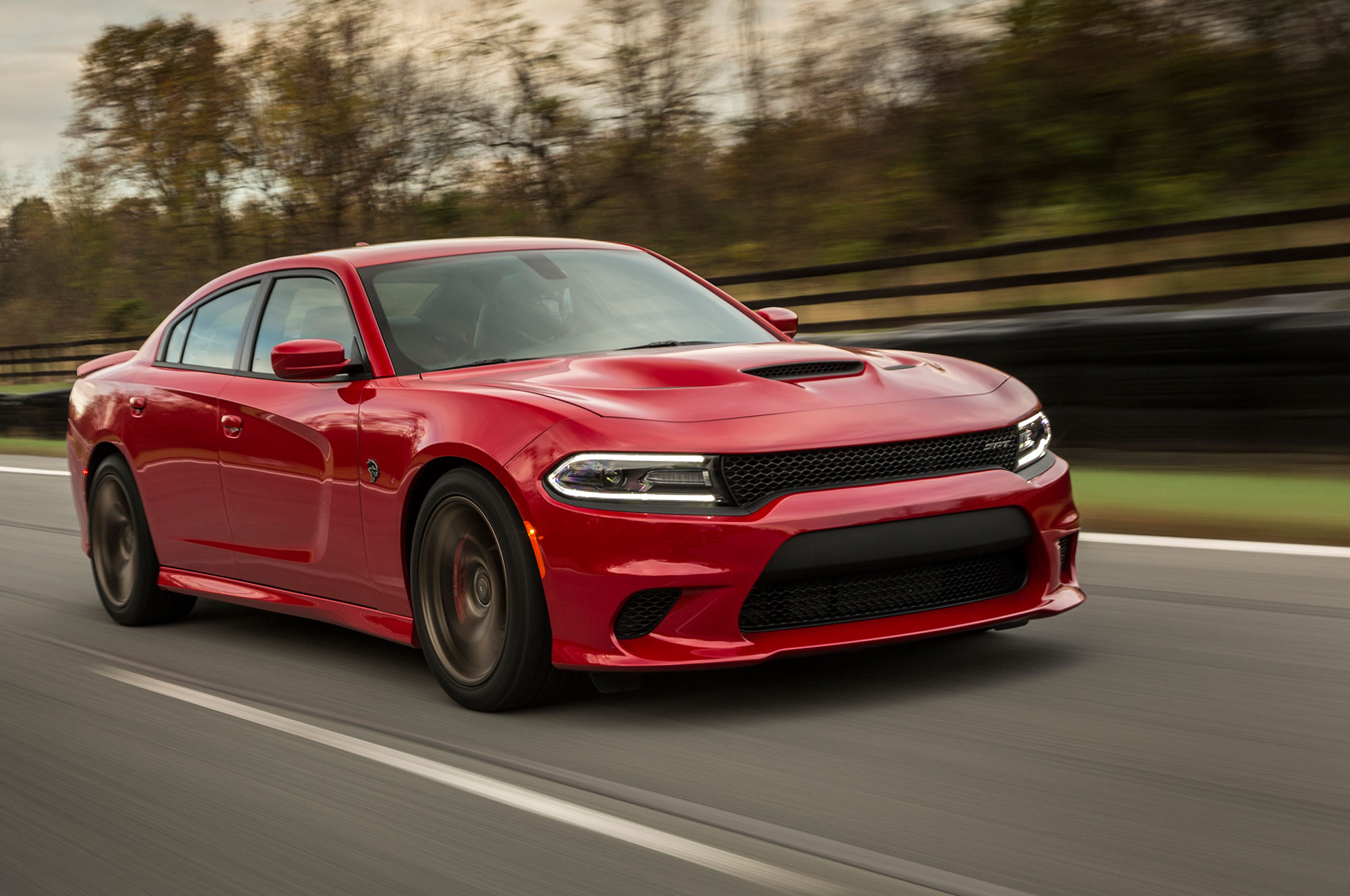 One Glorious Day With The Beastly 2015 Dodge Charger Srt Hellcat