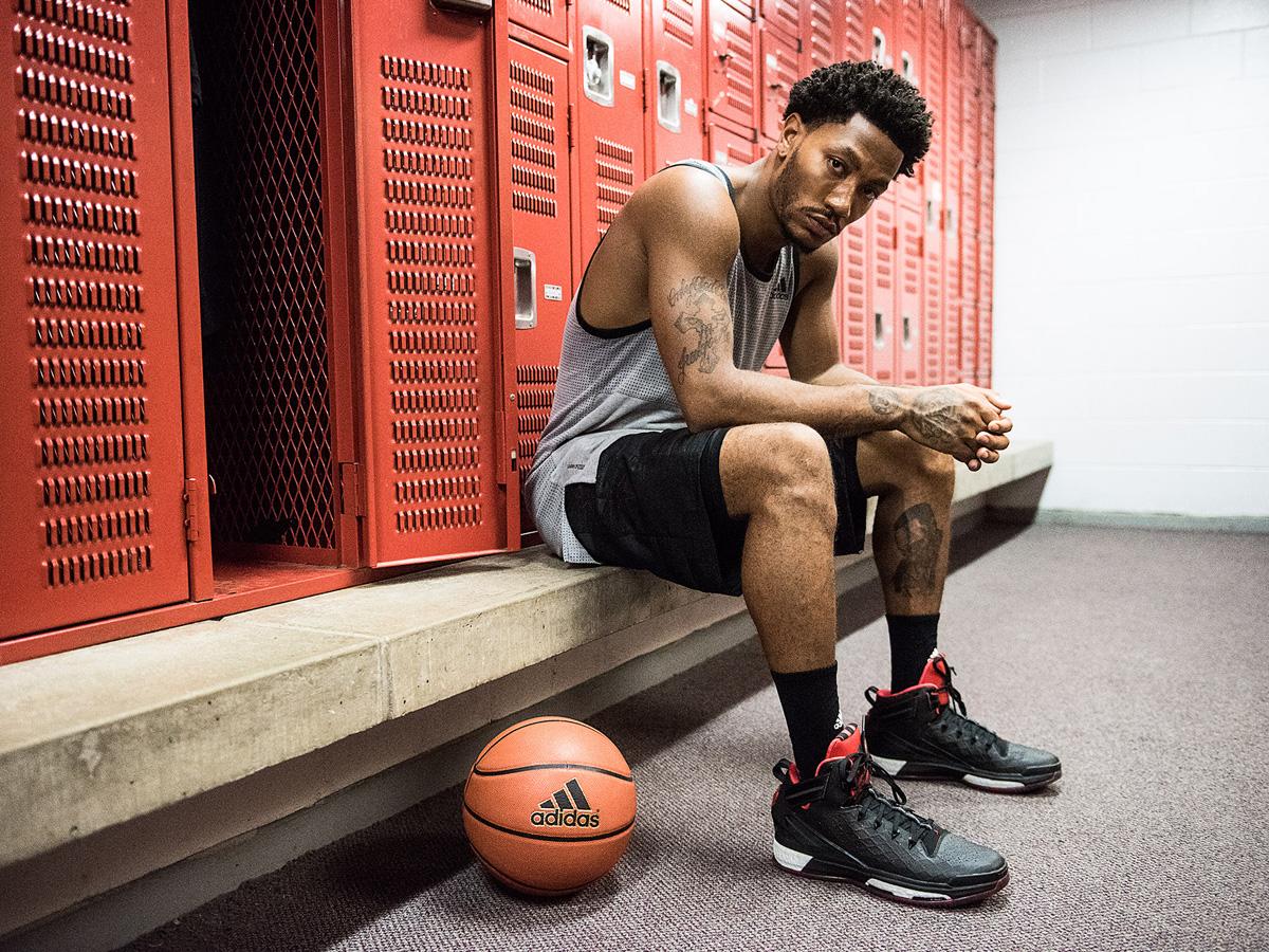 Derrick Rose Shoes 2016