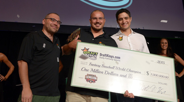 You Can Make Serious Money Playing Daily Fantasy Sports On DraftKings