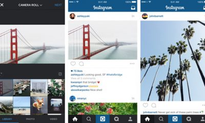 Instagram adds support for Landscape and Portrait photos