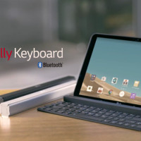 LG Rolly Keyboard – Unroll The Comfort Of Full-Size Typing