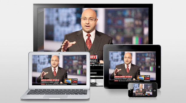 TV Everywhere - Watch on any device