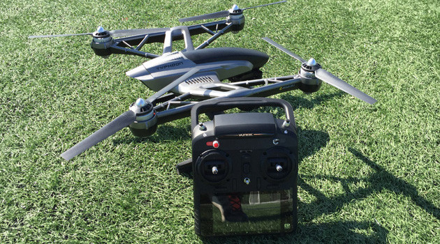 Review: Yuneec Typhoon Q500 4K Drone