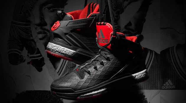 Check Out Derrick Rose's Latest Signature Sneaker, The adidas D Rose 6