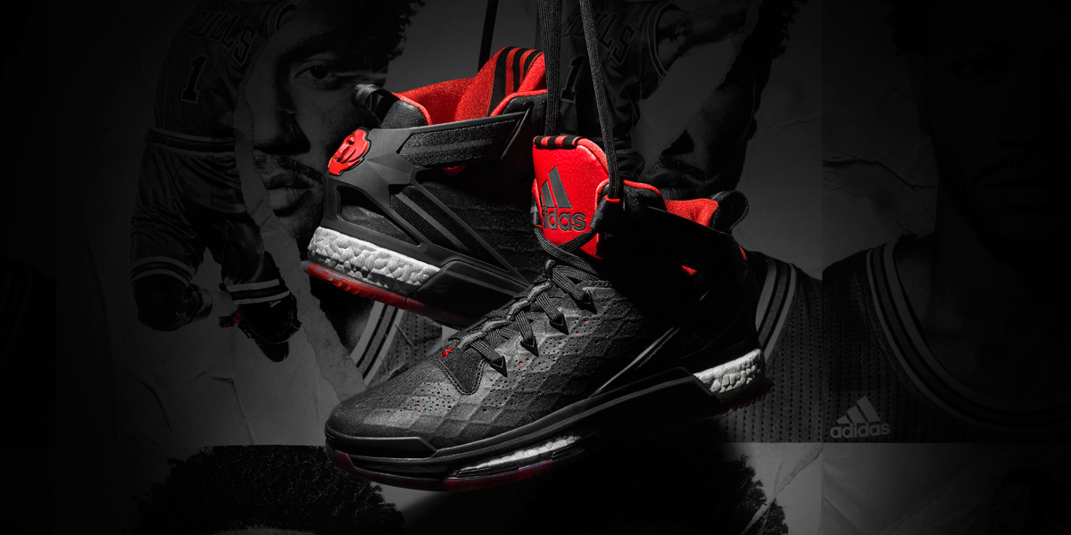Check Out Derrick Rose's Latest Signature Sneaker, The ...