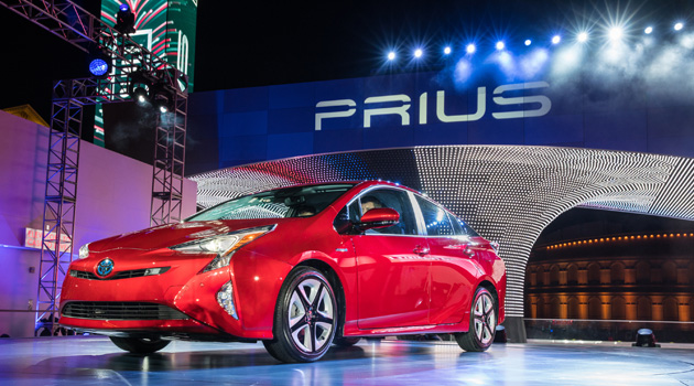 Toyota Dazzles With All-New 2016 Prius