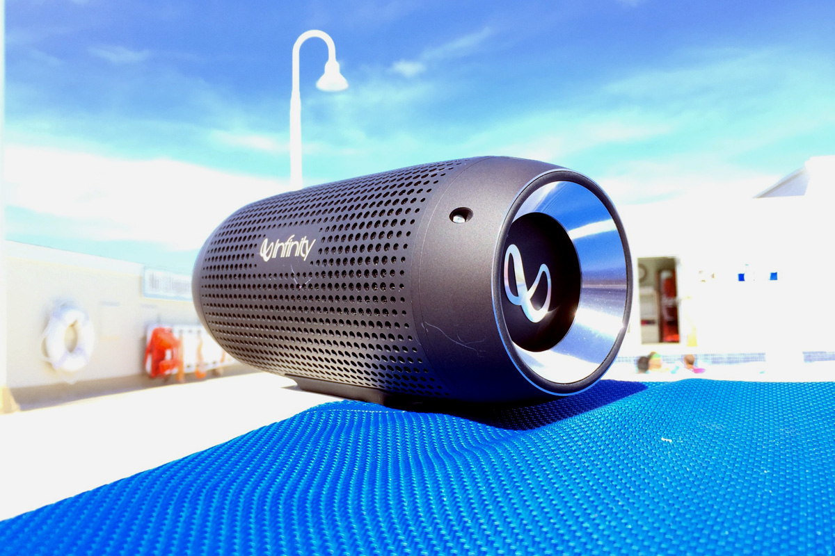 Infinity One Bluetooth speaker