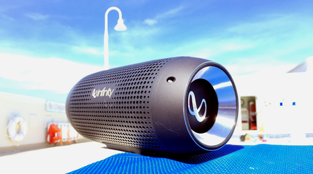 Take Your Beach Party To The Next Level With The Infinity One