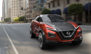 Nissan Gripz Concept Aims To Lure Sports Car Enthusiasts To Crossovers