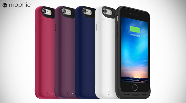 Mophie Launches Its Most Compact Juice Pack Battery Case Ever