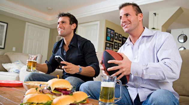 Why Homegating Is A Better Option Than Going To The Actual Game