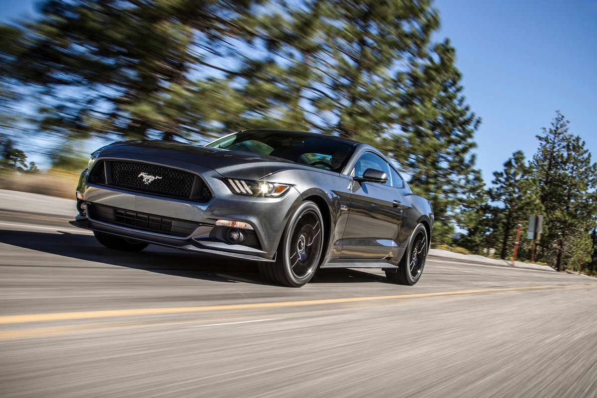 The 2015 Ford Mustang Gt Will Have You Screaming For Mercy Black 3