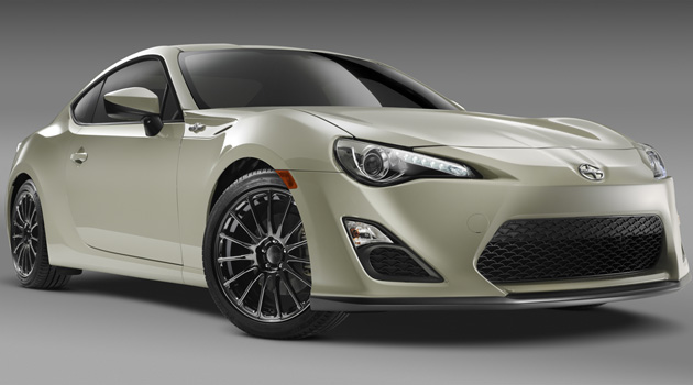 Scion Introduces Stylish FR-S Release Series 2.0