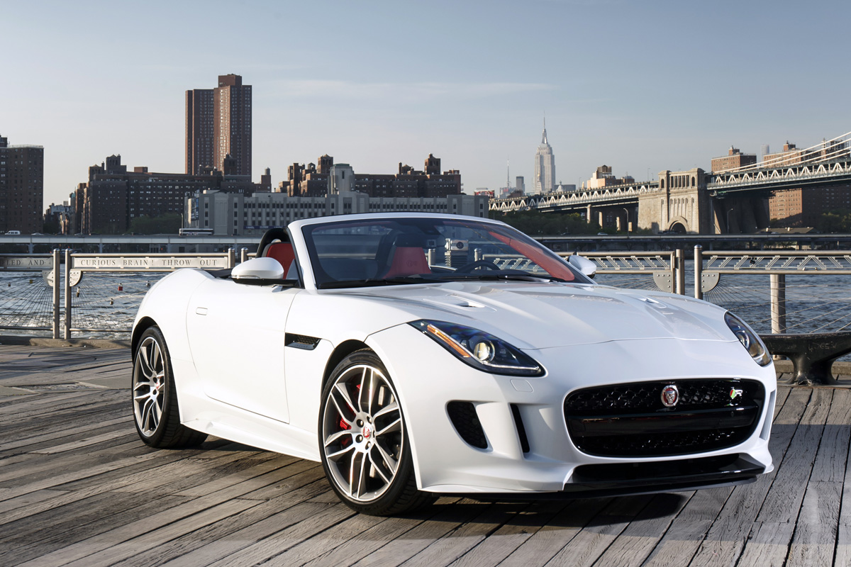 after a week in the 2016 jaguar f type r every other car seems inferior. Black Bedroom Furniture Sets. Home Design Ideas