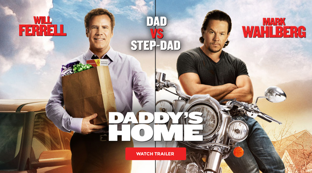Watch The New Trailer For Daddy S Home