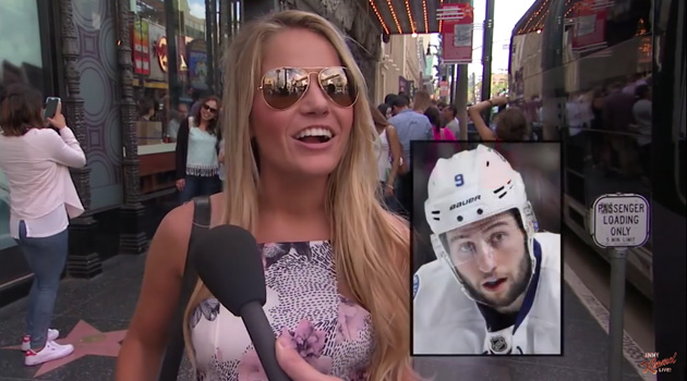 Chick Admits To Cheating On Ex-Boyfriend With NHL Player On Jimmy Kimmel