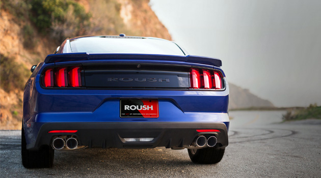 ROUSH Active Exhaust