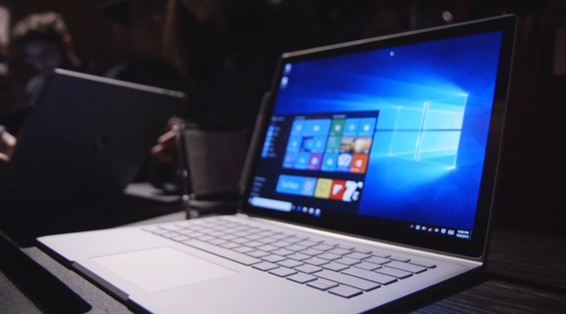 Microsoft Takes On The MacBook Pro With New Surface Book Laptop