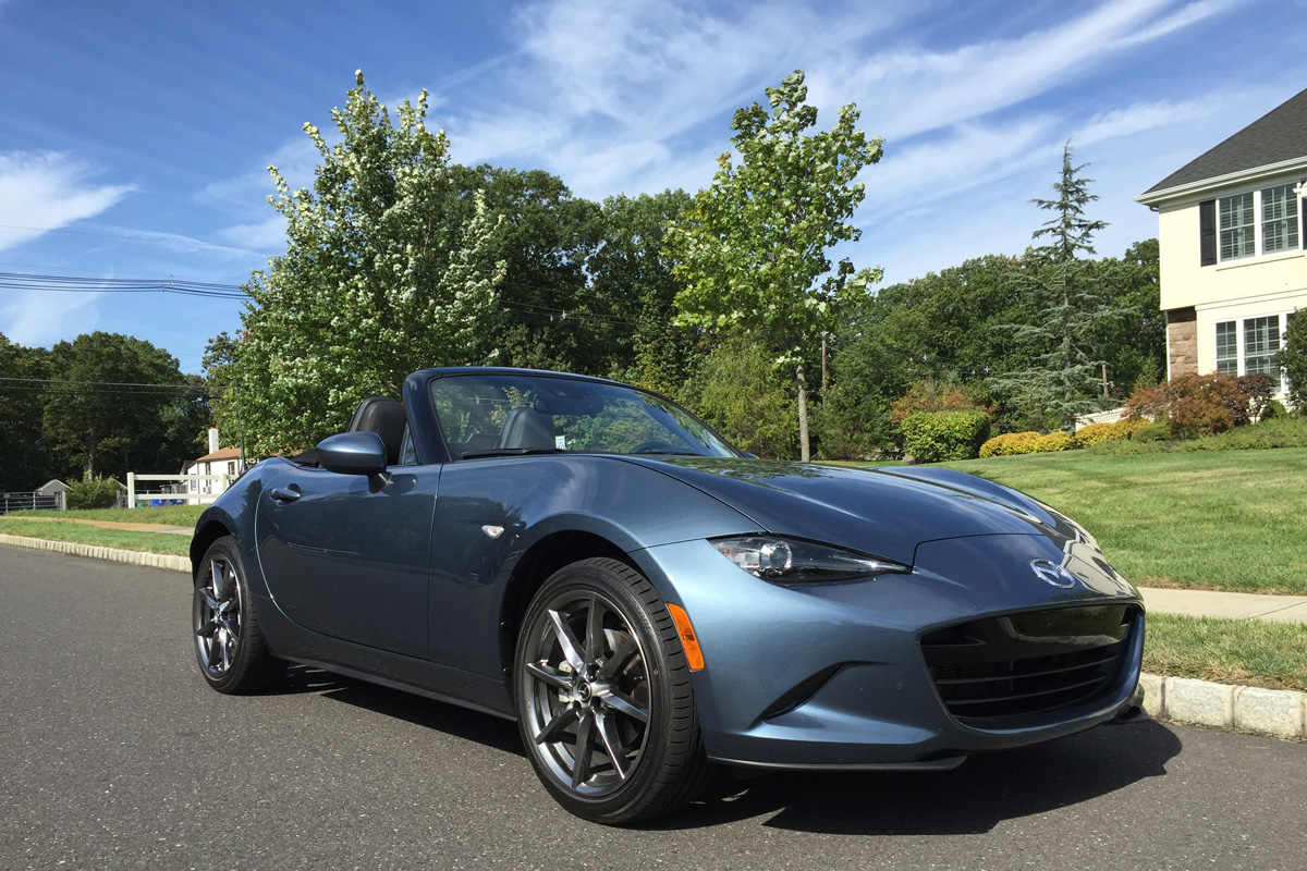 The 2016 Mazda Mx 5 Miata Is The Most Fun You Can Have For