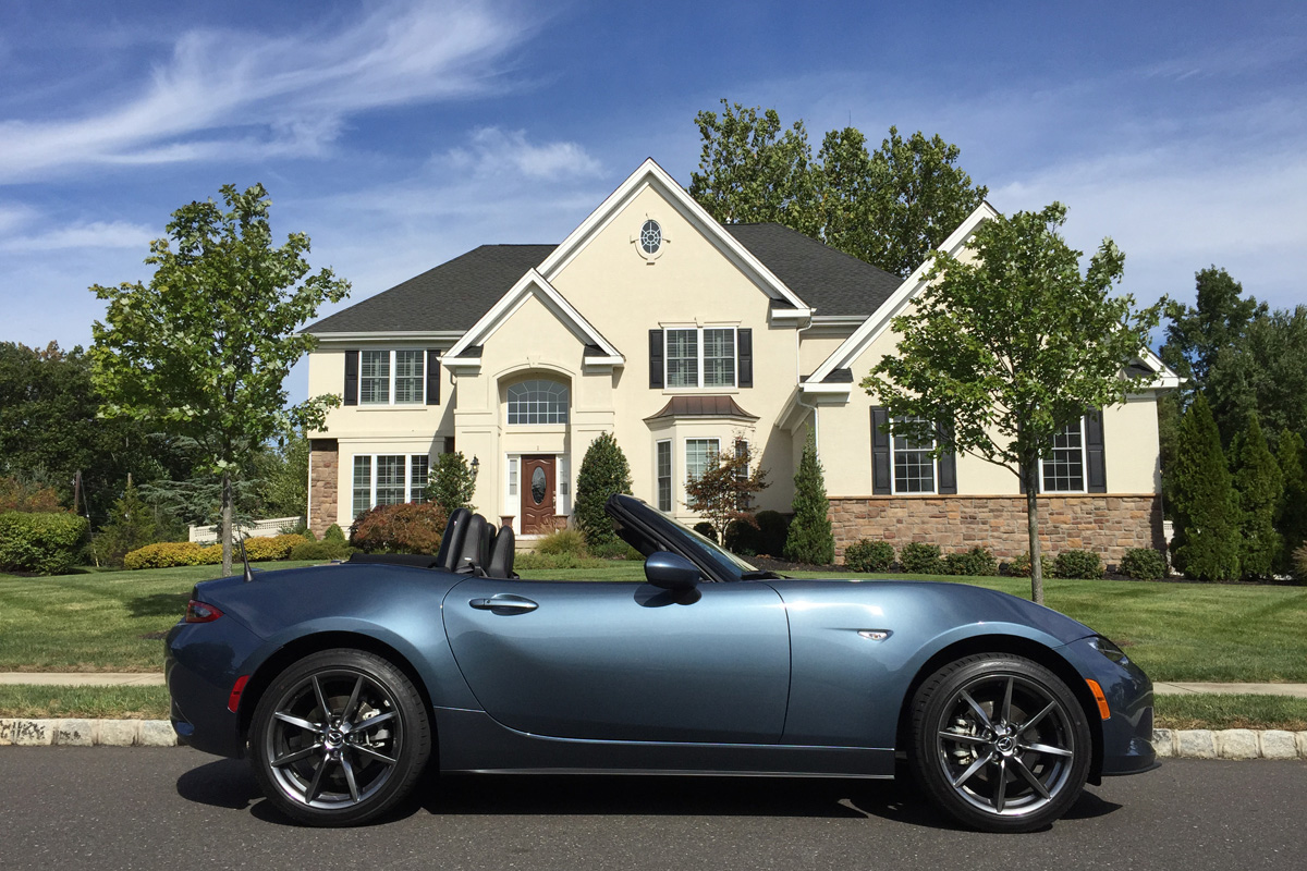the 2016 mazda mx 5 miata is the most fun you can have for under 30k. Black Bedroom Furniture Sets. Home Design Ideas