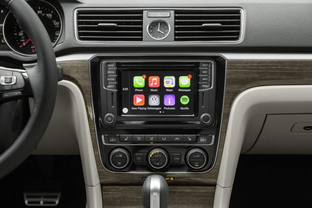 2016-VW-Passat-AppConnect