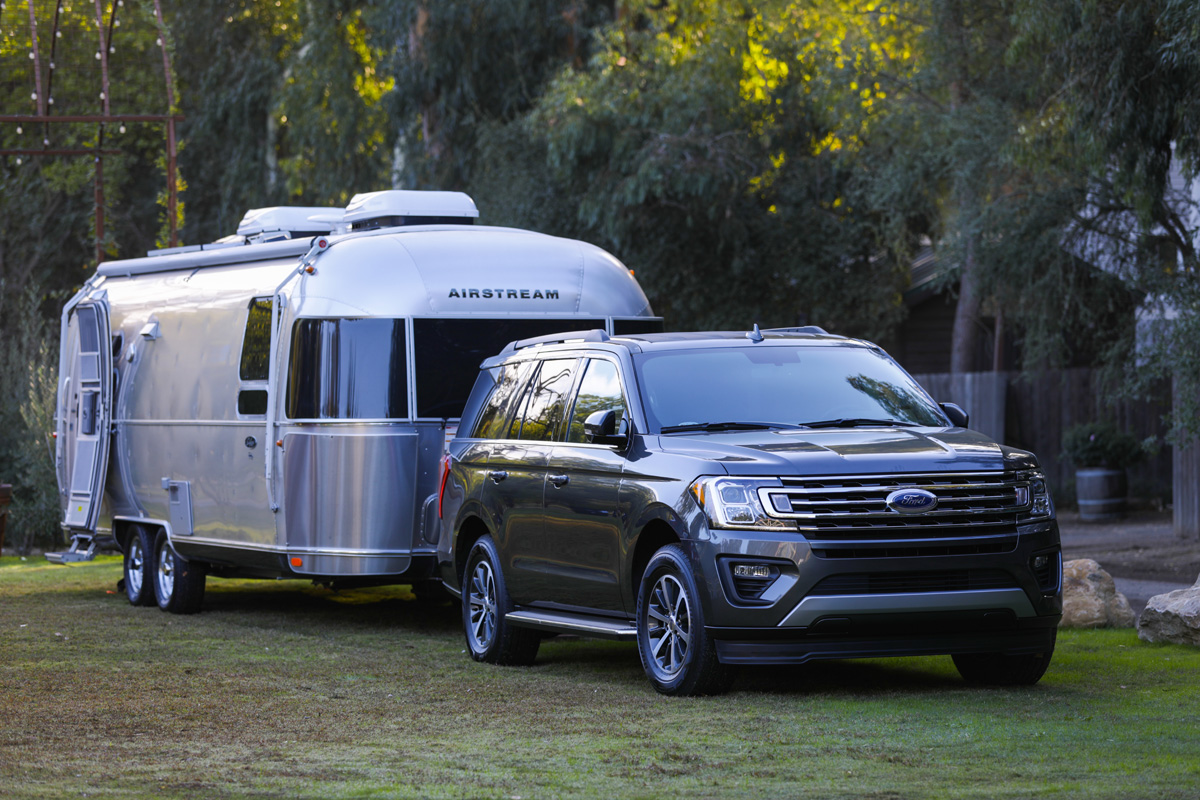 2018 Ford Expedition - Towing