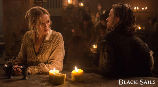 Enter To Win A 'Black Sails' Prize Pack