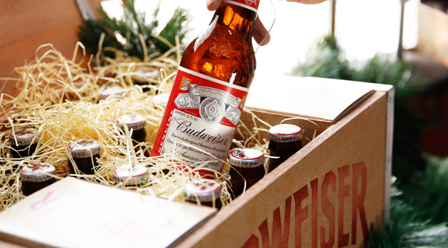 Budweiser Brings Back Popular Limited-Edition Wooden Crates