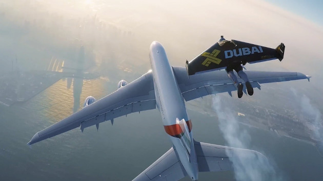 Emirates: Hello Jetman