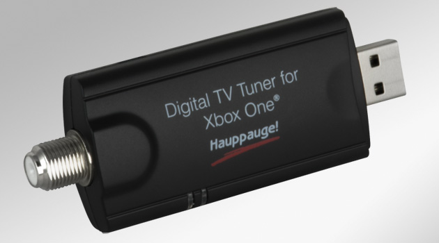 Must Have Xbox One Accessories Digital Tv Tuner
