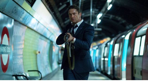 Check Out The Official Trailer For 'London Has Fallen'