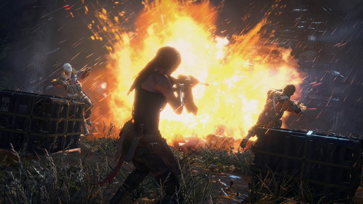 Rise of the Tomb Raider - screenshot