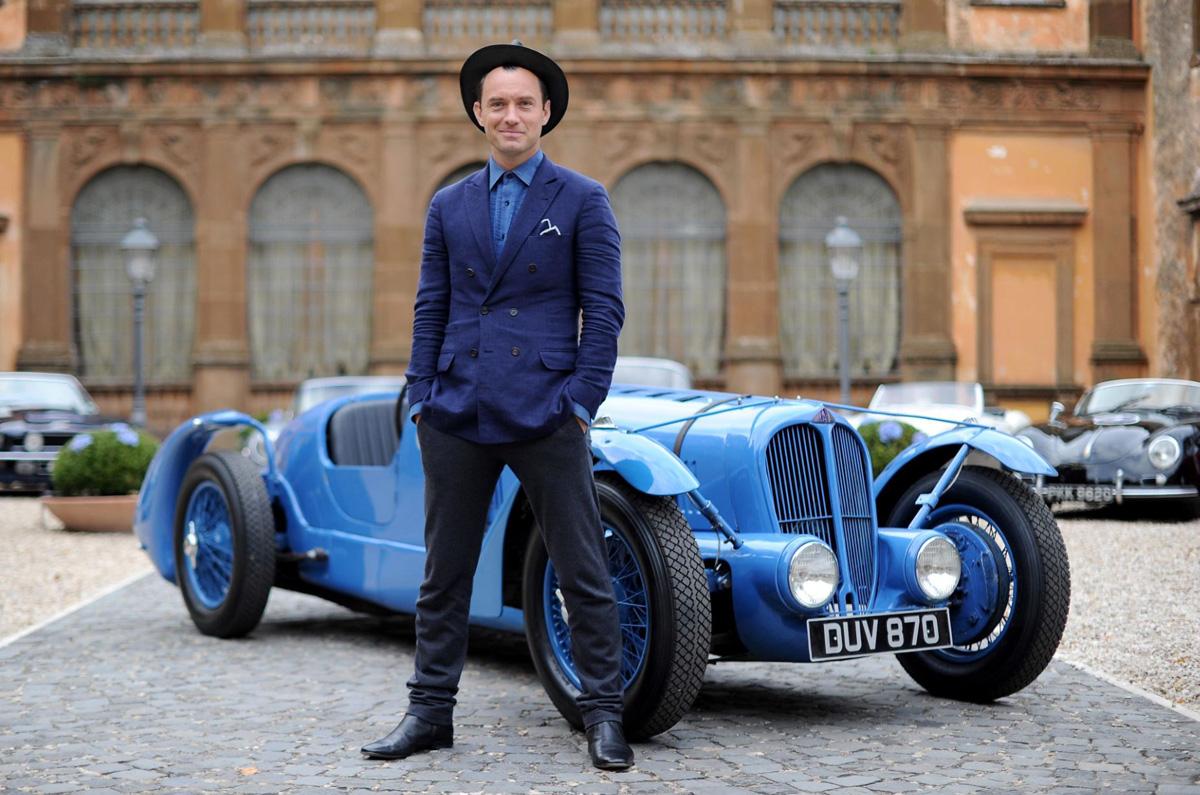 The Gentleman's Wager II - Jude Law