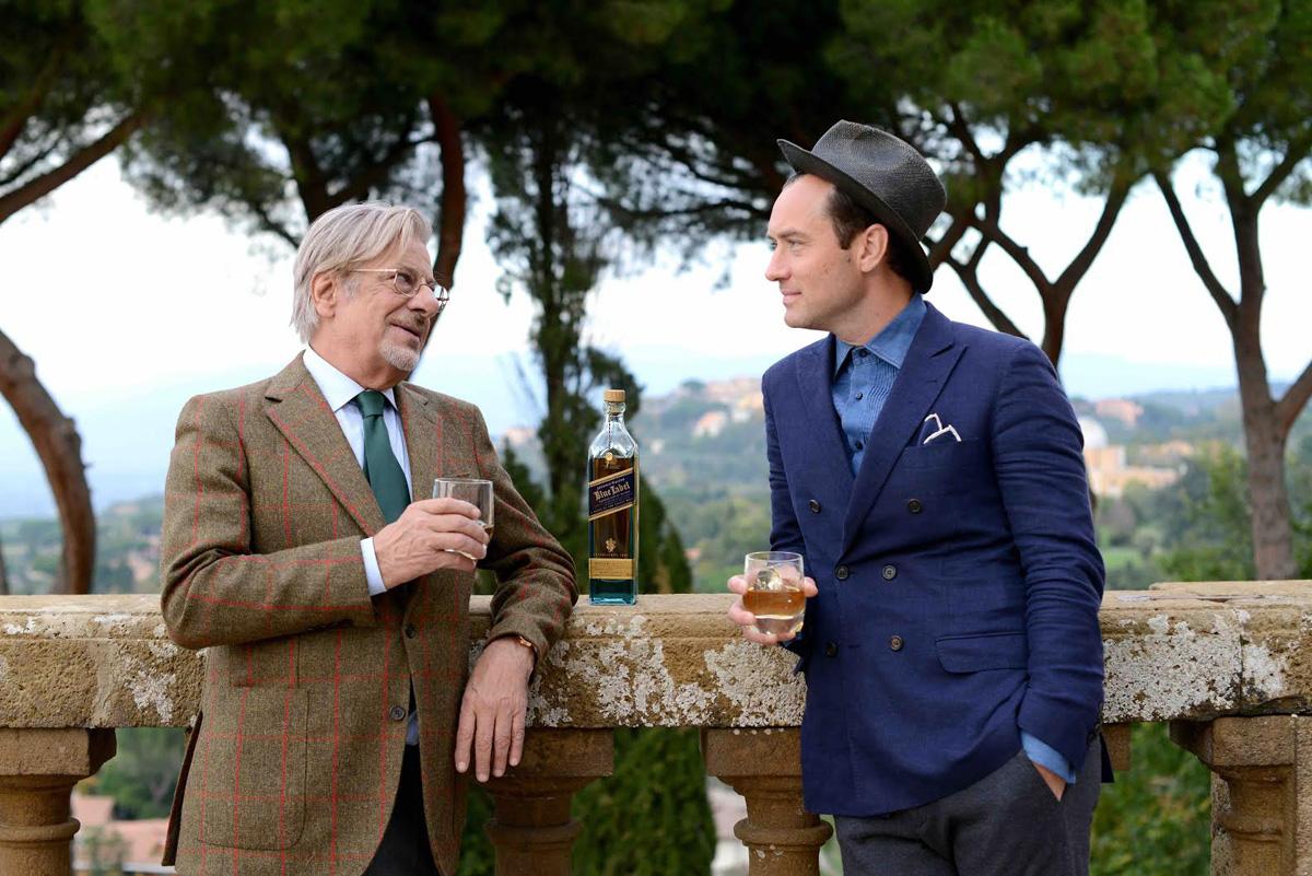 The Gentleman's Wager II - Jude Law & Giancarlo Giannini