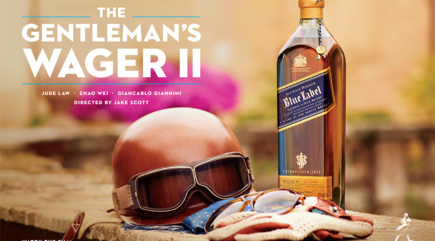 Sponsored: Johnnie Walker Presents Jude Law in 'The Gentleman's Wager II'
