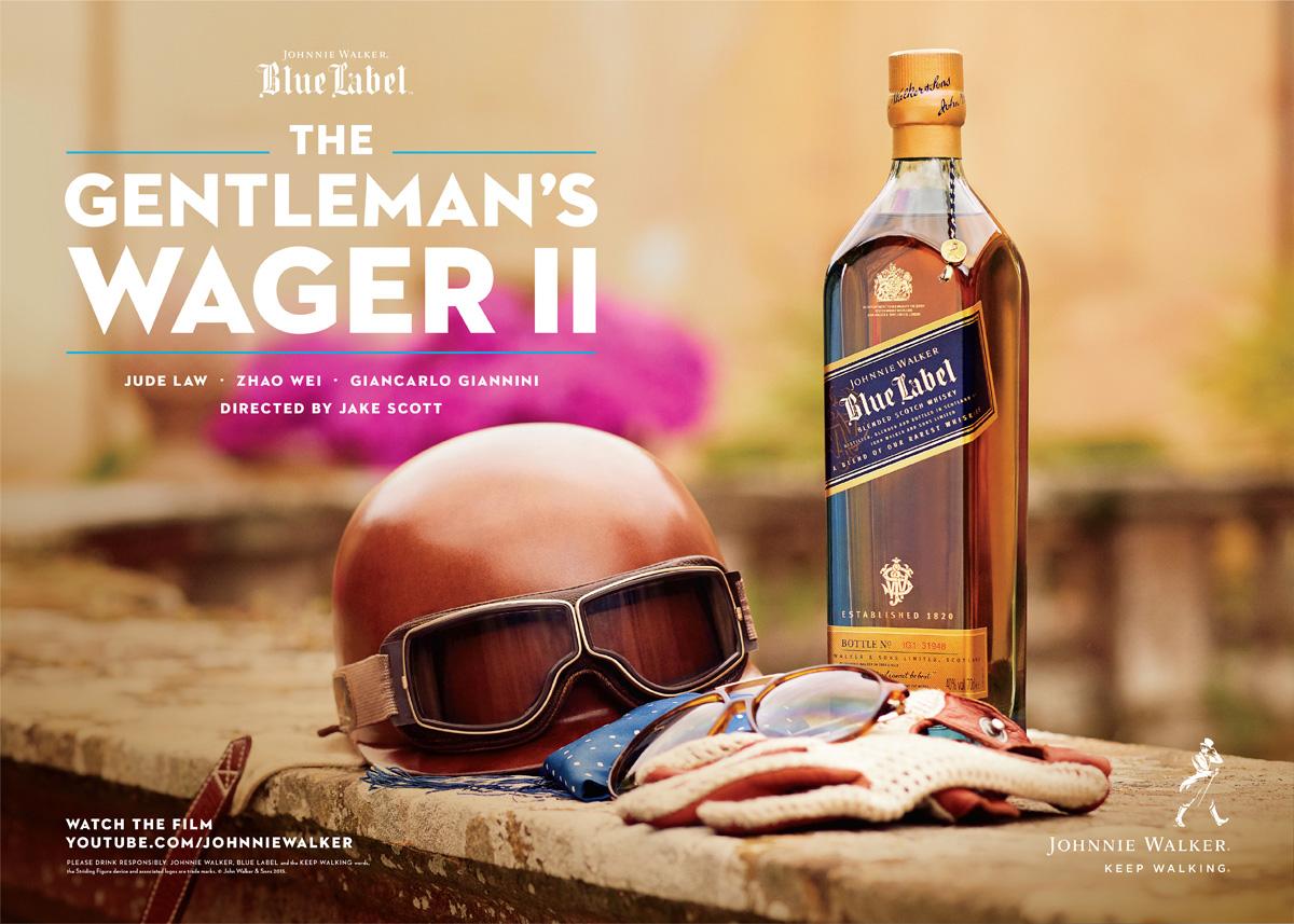 The Gentleman's Wager II