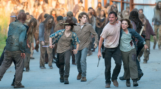 Did You Catch That Special Prologue Clip After 'The Walking Dead' Credits?