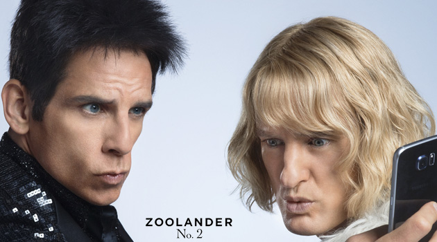 Check Out The New Trailer For Zoolander 2