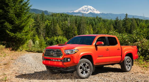 Review: 2016 Toyota Tacoma TRD Sport
