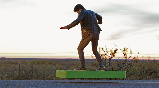Arca Has Built An Actual Hoverboard.. But It Costs A Small Fortune!