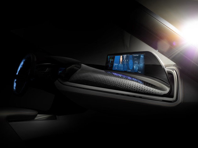 BMW to demonstrate AirTouch technology at CES 2016