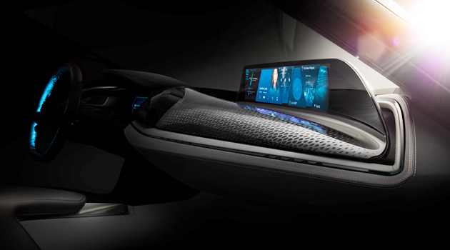 BMW AirTouch Technology Takes Gesture Control To The Next Level