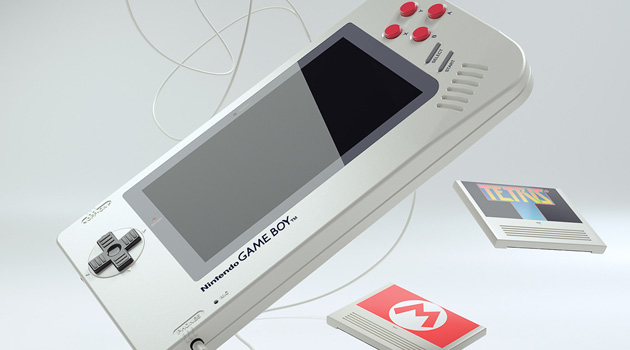 Nintendo Needs To Build The GAME BOY 1up!