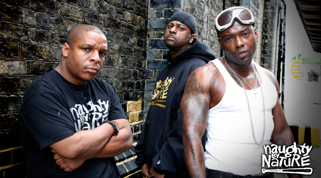 Naughty By Nature Celebrates Their 25th Anniversary With A Free Album