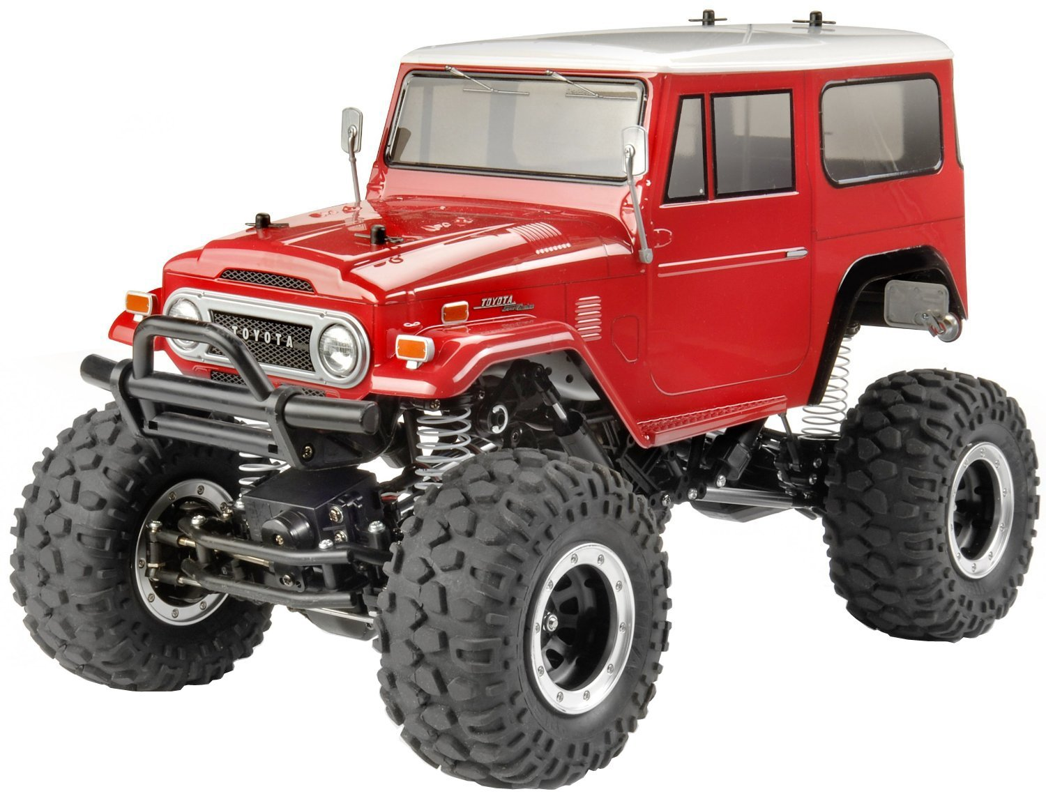 R/C Toyota Land Cruiser 40