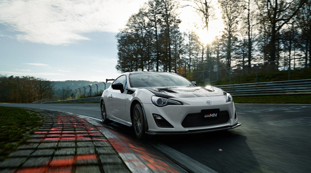The Toyota 86 GRMN Is The Scion FR-S That We've Been Waiting For..