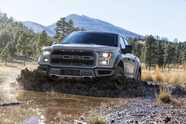 2017 Ford Raptor SuperCrew